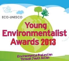 ECO-UNESCO Young Environmenatlist Awards 2013 2