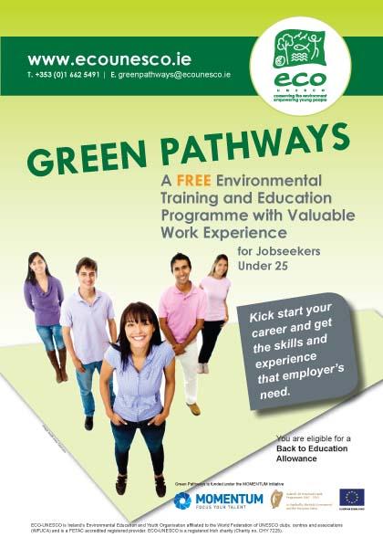 ECO-UNESCO Green Pathways Brochure 1 3